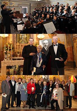 Conmemoración del 50 aniversario de la muerte de don Luís Revest Corzo