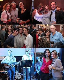 Actuación de Los Makis en Rústico gin&bar