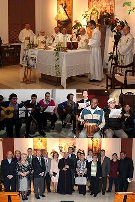 San Juan Bautista de Pueblo Seco, 50 años de vida parroquial