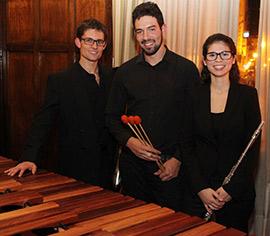 Recital tuba, flauta y marimba en Castellón