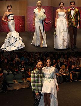 Los diseños de Higinio Mateu en Feria Tu Boda