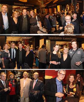 Inauguración del nuevo restaurante Instinto Carnívoro en el centro de Castellón