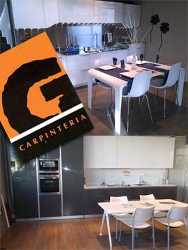 Ofertas de muebles cocina y baño de exposición en Santiago García Carpintería