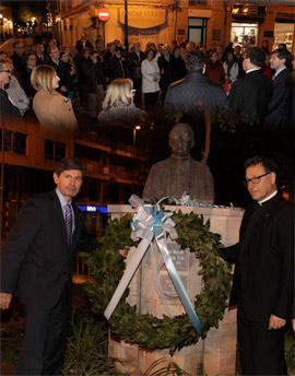 Homenaje a Cardona Vives en el 200 aniversario de su nacimiento