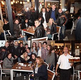 Degustación de la cerveza Estrella Galicia en Le Petit Gastrobar de Castellón