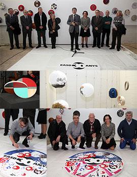 Exposición de L´Escola d'Art i Superior de Disseny de Castellón