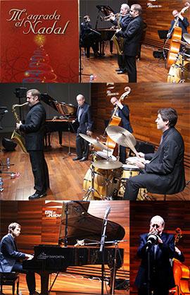 Concierto de jazz JM Farrás-Toni Solà Quintet en Benicàssim