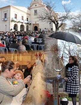 Clausura del II Año Mariano de Lledó