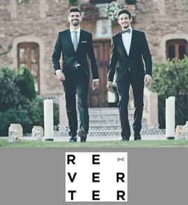Reverter viste al novio de 2015 con estilo y elegancia