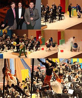 Concierto extraordinario de Reyes de la Banda Municipal de Castellón