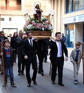Fiestas de la Asociación Cultural Sant Roc de Vora Sèquia de Castellón