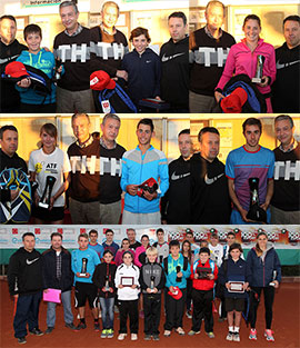Gran final del Trofeo de tenis Ciudad de Castellón en el C.T.C.