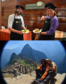 Vuelta al mundo sabrosa, un viaje gastronómico alrededor del mundo