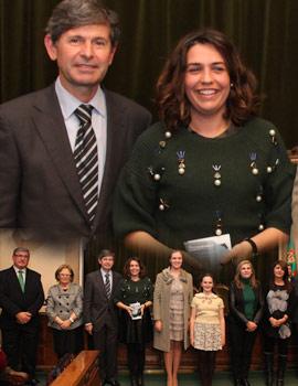 Tercer premio en el concurso de Belenes para Residencial Castellón