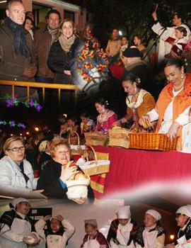 Benicàssim inicia las fiestas de Sant Antoni y Santa Águeda con hogueras y coquetas