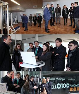 La Piscina Olímpica Municipal de Castellón, pionera en medidas de eficiencia energética