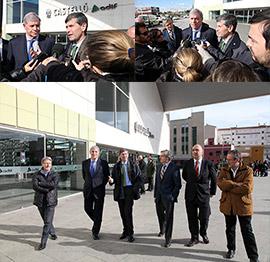 Acuerdo de la adecuación del entorno de la estación de RENFE y la construcción de un aparcamiento en superficie