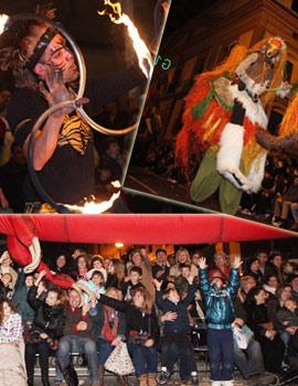Desfile Internacional de Animación Magdalena 2015