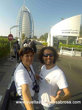 Vuelta al mundo sabrosa, top 5 visitas Dubai