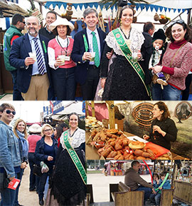 Inauguración oficial de la Feria Alternativa Magdalena 2015