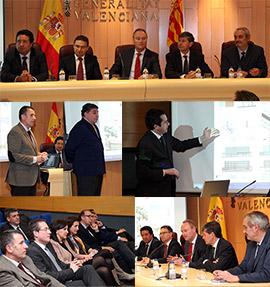 Presentación del proyecto del Archivo Histórico Provincial de Castellón