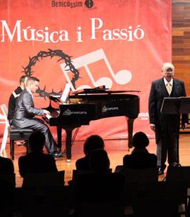 Música i Passió de Benicàssim comenzó con Concert de Quaresma