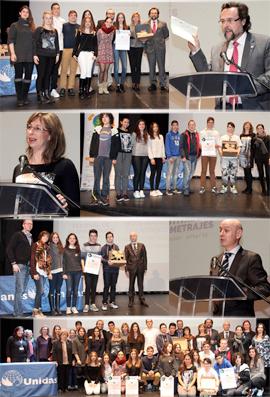 Final Autonómica del Festival de Clipmetrajes en el Teatro Raval