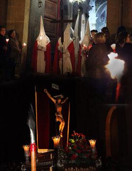 Procesión del Cristo de la Sangre de Vilafamés