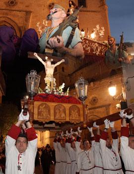 Procesión del Santo Entierro de Castellón