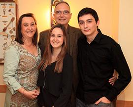 Juan Carlos Camañ celebra su cumpleaños