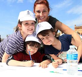 VII Concurso de dibujo al aire libre en Castellón