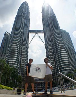 Vuelta al mundo sabrosa, Malasia