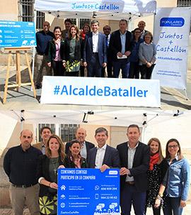 Canales de participación del PP de Castellón