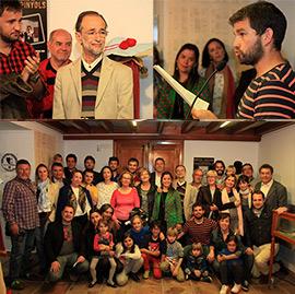 MItxel Porcar i el Teatre de Tragapinyols, exposición en Castellón