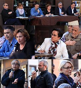 La cultura, a debate en Sar Alejandría en Castellón