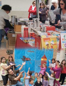 Feria del libro en Benicàssim