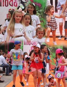 Los comercios de moda infantil de Castellón presentan sus propuestas en Moda en la Calle