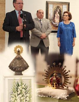 Inauguración de la exposición Ave Eva. Resplandors de Lledó, que organiza la Real Cofradía del Lledó