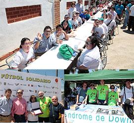 Jornada solidaría a favor de la Fundación Síndrome de Down de Castellón