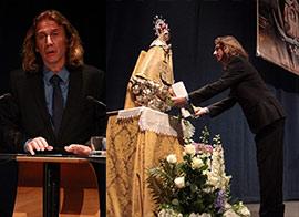El poeta Jorge de Arco gana el Certamen Literario Flor Natural Santa María del Lledó de 2015