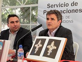 El libro Els Peirons a l´Antiga Bailía de Morella, en la Fira del Llibre de Castelló