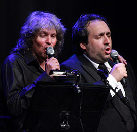 José Mercé y José Manuel Zapata homenajearon al tango en Benicàssim
