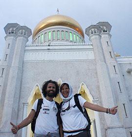 Vuelta al mundo sabrosa en Brunei