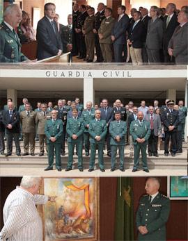CLXXI Aniversario de la fundación de la Guardia Civil