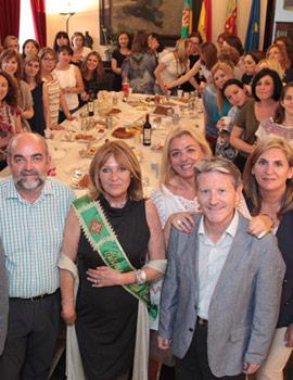 Eva Terol Urios proclamada reina Santa Rita 2015