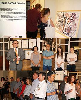 Todos somos diseño, exposición Proyectos Finales de l'Escola d'Art de Castellón