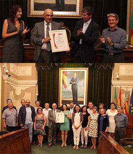 Certificado de Calidad ISO 9001 a la Intervención del Ayuntamiento de Castellón