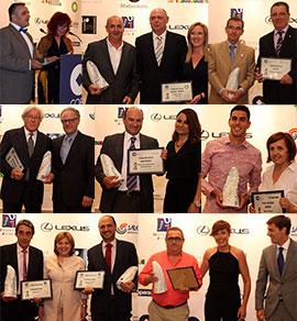 Entrega de los V Premios COPE Castellón