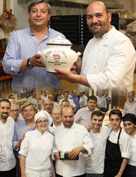 Menú gastronómico de Raúl Resino en L´Olla de la Plana