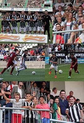 El CD Castellón se despide del play off